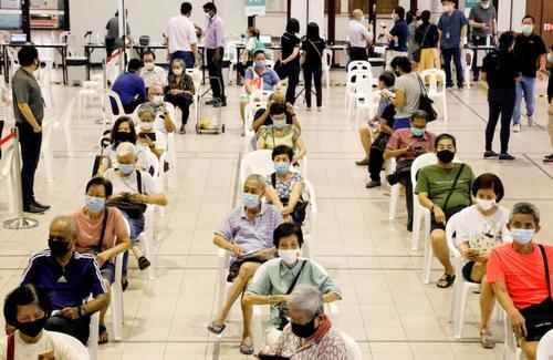Nach Israel nun Singapur: Ausbruch verschlimmert sich, obwohl 80% geimpft sind