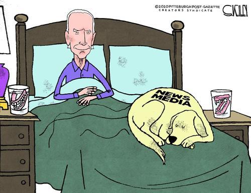The Biden 'No-Go' Zones