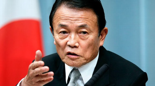"""Während Japan und die USA Kriegsspiele veranstalten, warnt Japans Nr. 2 und meint, dass die USA und Japan """"Taiwan gemeinsam verteidigen müssen""""!"""