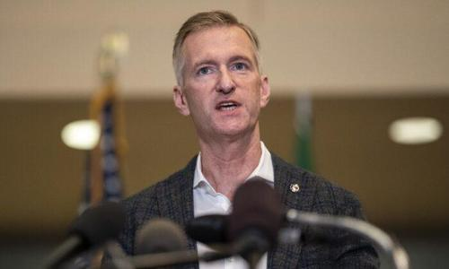 "Portland Mayor Belatedly Urges Residents To Help ""Unmask"" Rioters, Stops Short Of Condemning Antifa"