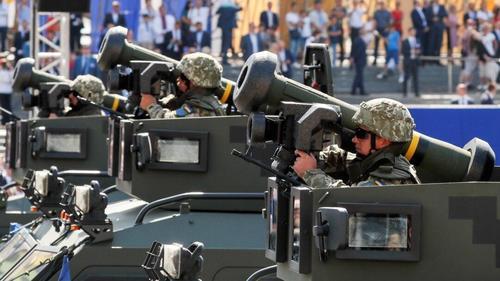 Pentagon Announces $150 Million In Defense Aid ToUkraine For Bolstering Borders With Russia