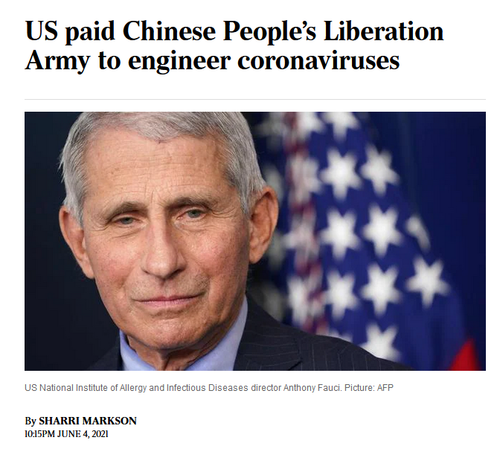 Zhou Yusen - Fauci's NIH Funded Wuhan Military Scientist Who Died Mysteriously After Filing COVID Vaccine Patent Us%20paid%201_2