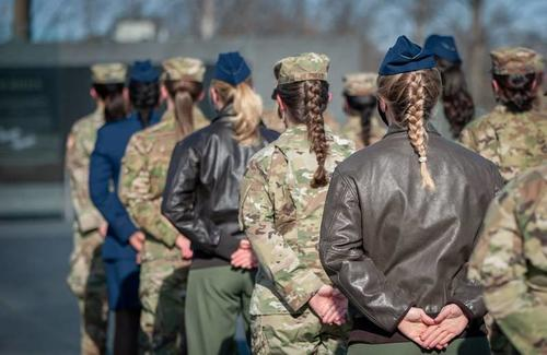 Congress Stealthily Moves Closer To Making Women Register For The Draft