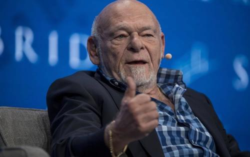 "Sam Zell Buys Gold To Hedge Against Surging Inflation, ""Debasement"" Of The Dollar"