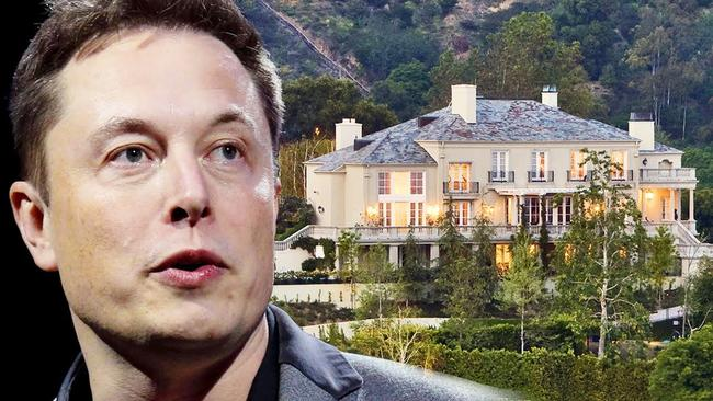 Elon Musk Takes Out $50 Million in New Loans, Mortgaging Five Homes