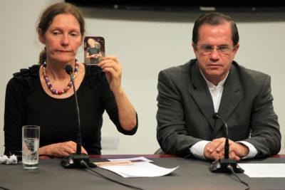 Twitter Blocks Account Of Julian Assange's Mother