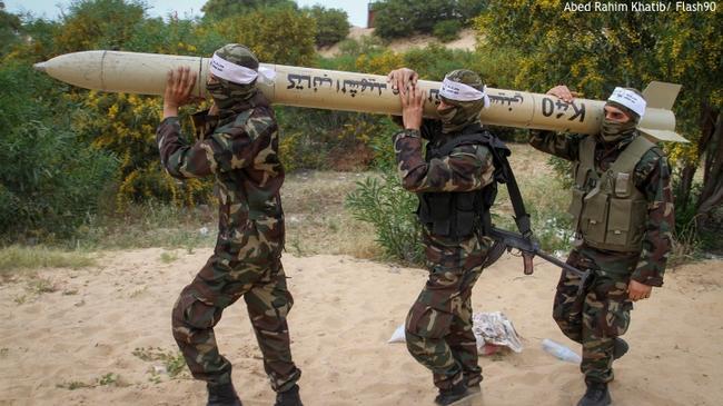 """Like Monty Python"": Israel Says Hamas ""Accidentally"" Launched Rockets At Tel Aviv"