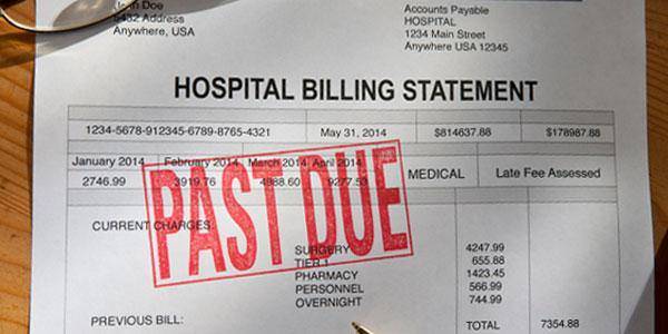 Doctors' Bills Play Role In Majority Of Personal Bankruptcies