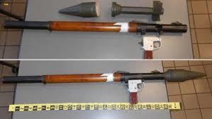 TSA Confiscates Rocket Launcher At Pennsylvania Airport