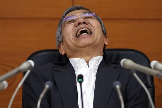 The Bank of Japan Is Now A Top-10 Shareholder In 50% Of All Japanese Companies