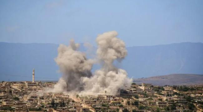 Syrian Rebels Attack Russian Air Base In Major Offensive