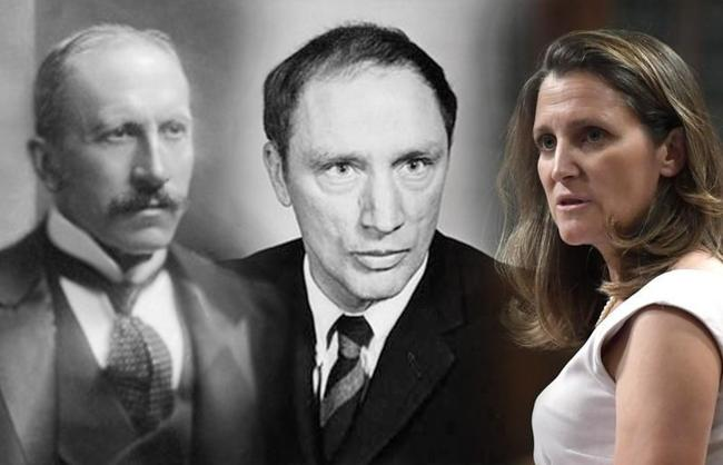 The Origins Of The Deep State In North America, Part 2