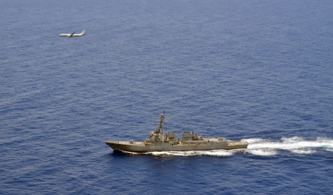 US Sails 2 Destroyers Through South China Sea, Provoking Beijing As Trade Tensions Flare