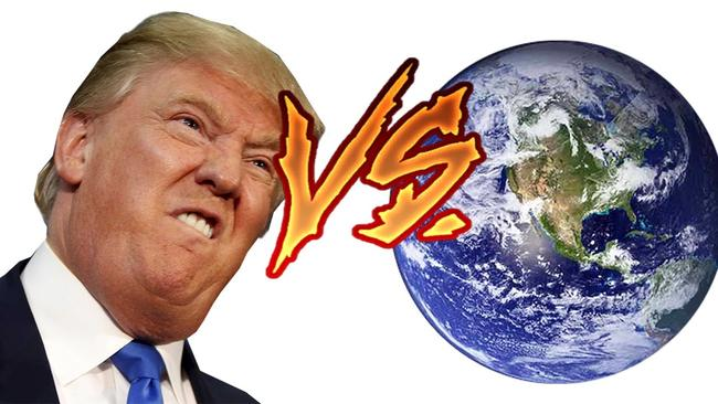 "Trump Vs. The World: Jim Rickards Warns ""This Will Get Ugly Fast"""