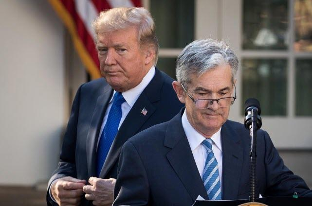 White House Reportedly Explored Legality Of Demoting Fed Chair Powell, Kudlow Denies