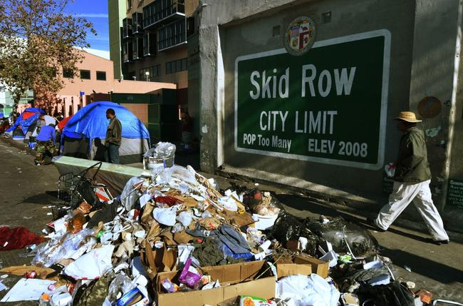 Homelessness And The Failure Of Urban Renewal
