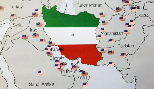 The Ongoing Restructuring Of The Greater Middle East