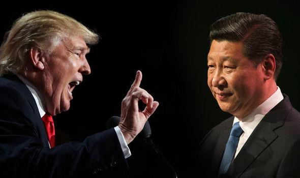 """Trump Says He Is """"Holding Up Trade Deal"""" With China, Putting Xi In A Tough Spot"""