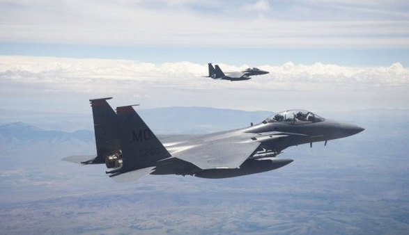 """Russian And South Korean Fighter Jets Face Off In """"Mid-Air Confrontation"""""""