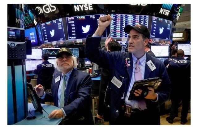 Sea Of Green As Global Stocks Jump On US Debt Deal, Cable Rebounds After BoJo Elected