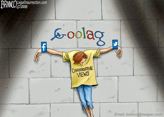 """""""The Distortion Is Grotesque"""" - Google Insider Turns Over 950 Pages Documenting Bias To DoJ"""