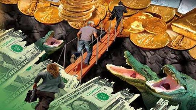 Peter Schiff: Gold Is Not Going To Stop This Time