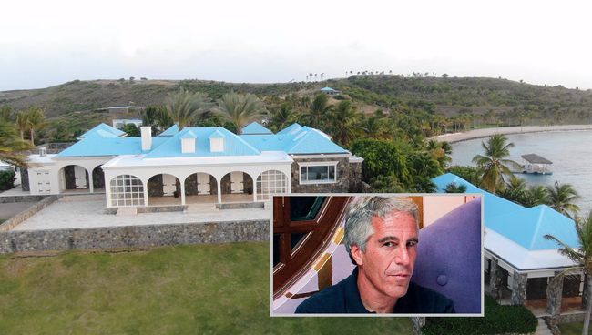 Epstein Tapes Emerge: Unearthed Interview Offers Rare Glimpse Into Extravagent Lifestyle