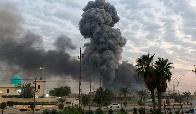 US Officials Confirm Israel Behind Unprecedented Airstrikes On Iraq