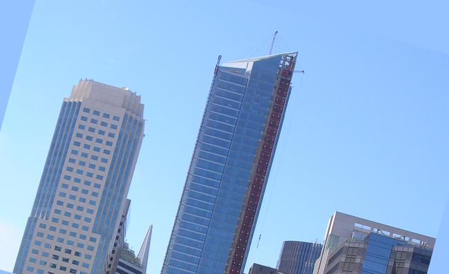 The Leaning Towers Of Metropolis