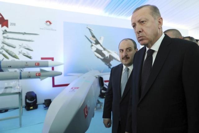 Erdogan Holding 50 US Tactical Nukes 'Hostage' As Trump Authorizes Sanctions