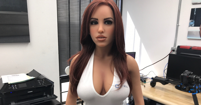 Now Even Sex Robots Have Rights...?