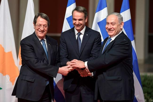 Turkey Muscles-In On Israel-Greece-Cyprus EastMed Gas Pipeline Deal