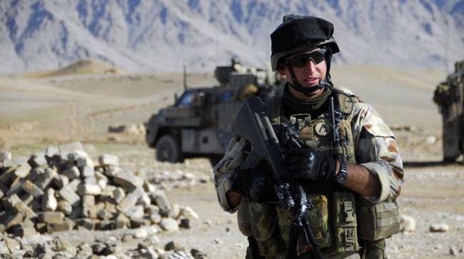 NATO Flounders In The Middle East