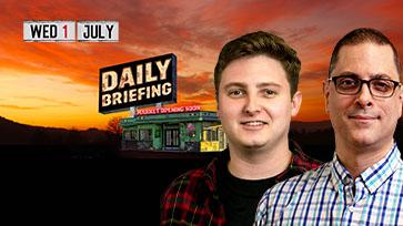 Daily Briefing - July 1, 2020 