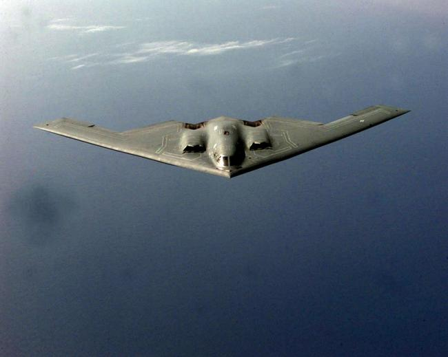 US Sends B-2 Stealth Bombers To 'Warn' China As PLA Expands Live-Fire Drills Off Taiwan