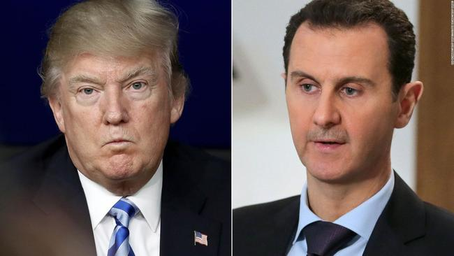 Trump Confesses He Wanted To Assassinate Syria's Assad But Mattis Stopped Him