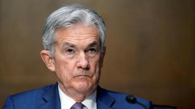 """Powell Says Inflation May Rise """"a Little Higher"""""""
